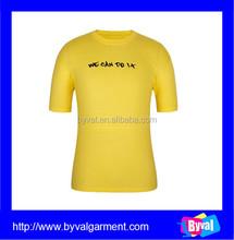 เสื้อยืดที่กำหนดเองขายส่งเสื้อยืดธรรมดาสำหรับการพิมพ์บริการพิมพ์ผ้าฝ้าย100%เสื้อยืดสำหรับผู้ชาย