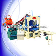 De enclavamiento qt4-15 máquina del ladrillo de moldes