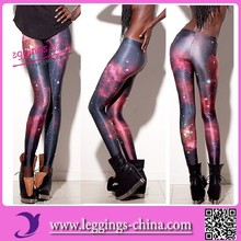 2015(K840) New Arrival Fashion Galaxy Leggings manufacturers