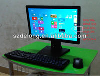 Ultra-PPC panel pc 17.3 in 1920 by 1080P Intel i5 4G Ram 32G SSD 500GB HDD 4400mAh battery