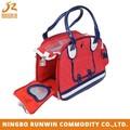 Oem / ODM disponível Material eco Red bike pet carrier