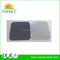 5 inch high efficiency monocrystalline Sunpower solar cell back contact solar cells
