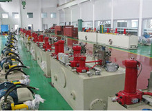 hydraulic power unit is applied to the hydraulic machine