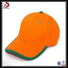China supplier 100% cotton custom baseball hat