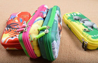 lovely highy quality school plastic pencil case