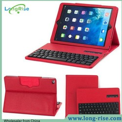 Wholesale 2 in 1 Detachable Protective Cover for iPad Air 2 Keyboard Case