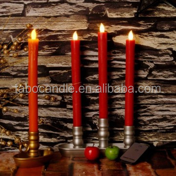 Moving wick decorative led taper candle - A buying guide for decorative candles ...