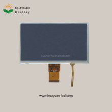 7-inches-tft-lcd-color-monitor, spi interface 7 inch lcd, 7 inch tft lcd 40 pin