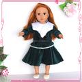 customed de silicona muñeca muñeca de moda oem juguetes mini muñeca real