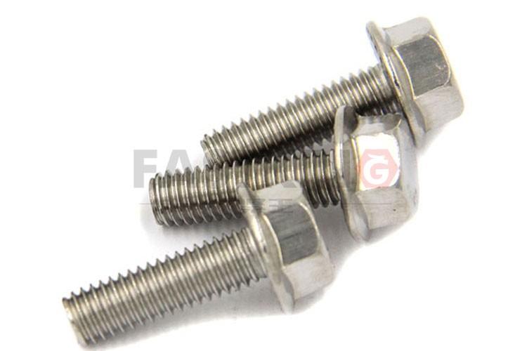 FASTKING Brands High strength flange hex bolt