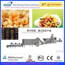 Alta calidad italiana macarrones Pasta línea de producción / máquina de hacer Pasta