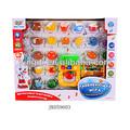 refrigerado brinquedos máquina de aprendizagem para crianças imã de geladeira brinquedos