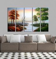 frames photo handmade oil painting