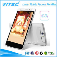 Alibaba 13MP Camera 3G Android Ultra Slim Latest Mobile Phones For Girls