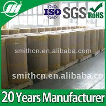 (Jumbo Roll Manufacturer)1270mm*1800m Bopp Jumbo Roll Economic Iso Masking Tape Jumbo Roll