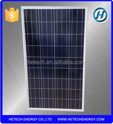 Poly Solar Panel 100Watt 18V