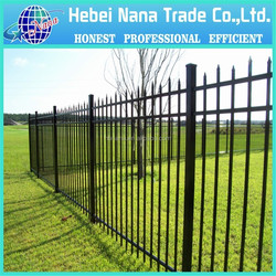 Swimming metal or aluminium Safety pool fence