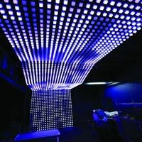 Modern beautiful amazing night club