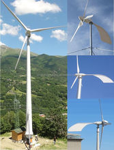 New advanced pitch controlled lower price 50kw wind generator for project
