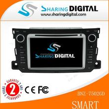 For benz smart car gps navigation system