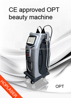 New technology OPT SHR for hair removal machine and Elight skin rejuvenation wrinkles