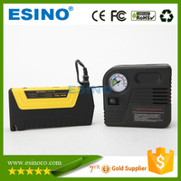 2015 Newest Product Power Station Car Jump Starter, Auto Power Bank 12000mAh, Emergency Kit For Vehicle/PC/Mobile Phone/Pad/PSP