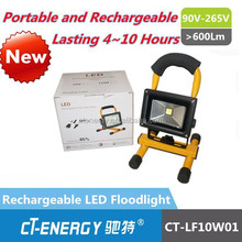 New arrival Top sale rechargeable led emergency light price with 4-10 hours lasting