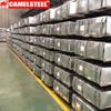 Steel color zinc aluminum coils roofing sheet supplier from CAMELSTEEL