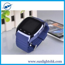 alibaba express hot selling M26 smart watch compatible for iphone 6,best quality smart watch from alibaba china