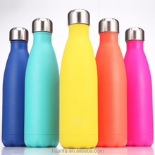 New products Car stainless steel Vacuum Flasks & Thermoses bottle,Creative Coke bottle outdoor sports fruit infuser water bottle