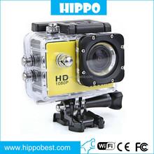cheap Wifi sj4000 Mini 1080P Full HD action video Camcorder 2.0 inch 170 degree SJ4000+ underwater cam video camera