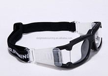 Wholesale Sports Goggles Eye Protectors Soccer Blinkers Spectacles Eyeglass Protective Eye Glasses Safety Eye-wear Basketball