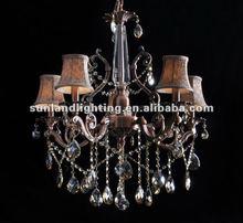 2012 crystal chandelier, pendant light/lamp SL7028-5