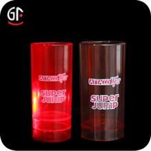 Promotional Gifts Supply Flashing Led Shot Plastic Glass