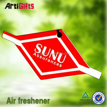 Hot selling absorbent fruit shape paper air freshener