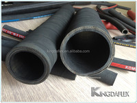 Hot Sales good quality textile braid oil suction high pressure 3 inch hose R4