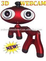 NEO Digital 3D WEBCAM USB PC Camera N3D-001