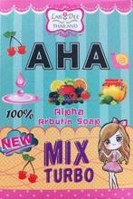 New !!Lab Dee Alpha Arbutin AHA Mix Turbo Soap 70g.