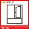 cheap house windows for sale aluminium frame with good quality/double glazed windows