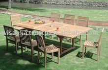 Cadiz & Rectangular Table set