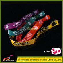 2013 new handcrafted custom wristbands for innovative products