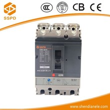 new products mccb with Small Modular design use in high voltage power supplies over-voltage protection circuit breaker