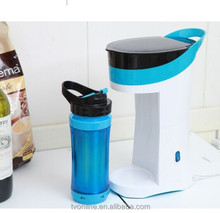 2015 hot sell new model popular electric travel personal cup coffee maker with 500ml stainless steel mug
