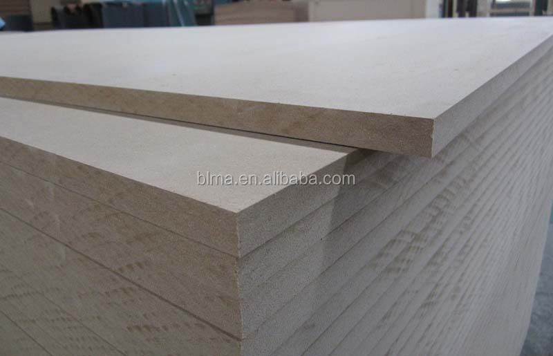 E waterproof mm laminated particle board made by