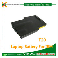 High quality laptop battery for IBM ThinkPad T20 T21 T22 T23 T24 Series