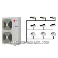 High quality multi-split LG warehouse cooling system