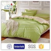 100% Cotton TC 180T-500T Plain Stripe Bedding Fabric, Sets