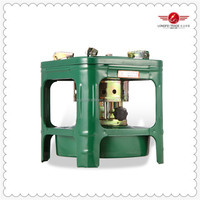 138# Burning Wheel Brand Kerosene Pressure Stove with 8 Wicks