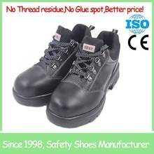 SF16001 Acid resistance steel toe lightweight safety shoes non steel toe