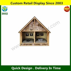 NEW Double Wooden Dog House Wood Timber Kennel - Small YM5-579